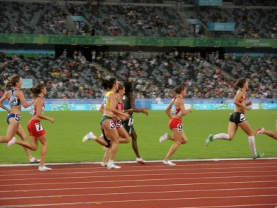 800m at the 2011 Summer Universiade, Shenzhen China
