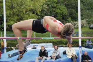 High Jump in the 2012 Multistars heptathlon, Desenzano Italy