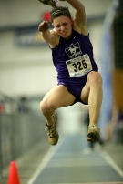 Long Jump at the 2010 CIS Championships, Windsor