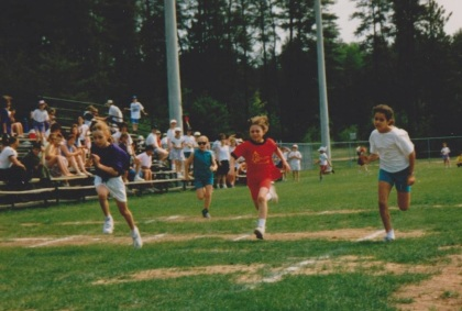This may very well have been my first race ever, and my greatest memory. Petawawa, Ontario (1995)